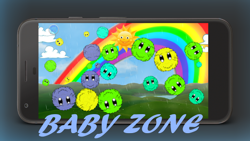 Baby Zone - Keep your toddler busy and lock phone ss1