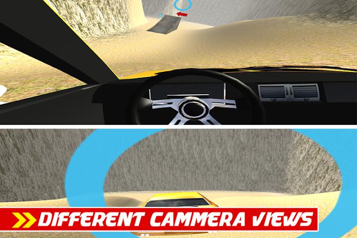 android Crazy Car Stunts Simulator Screenshot 4