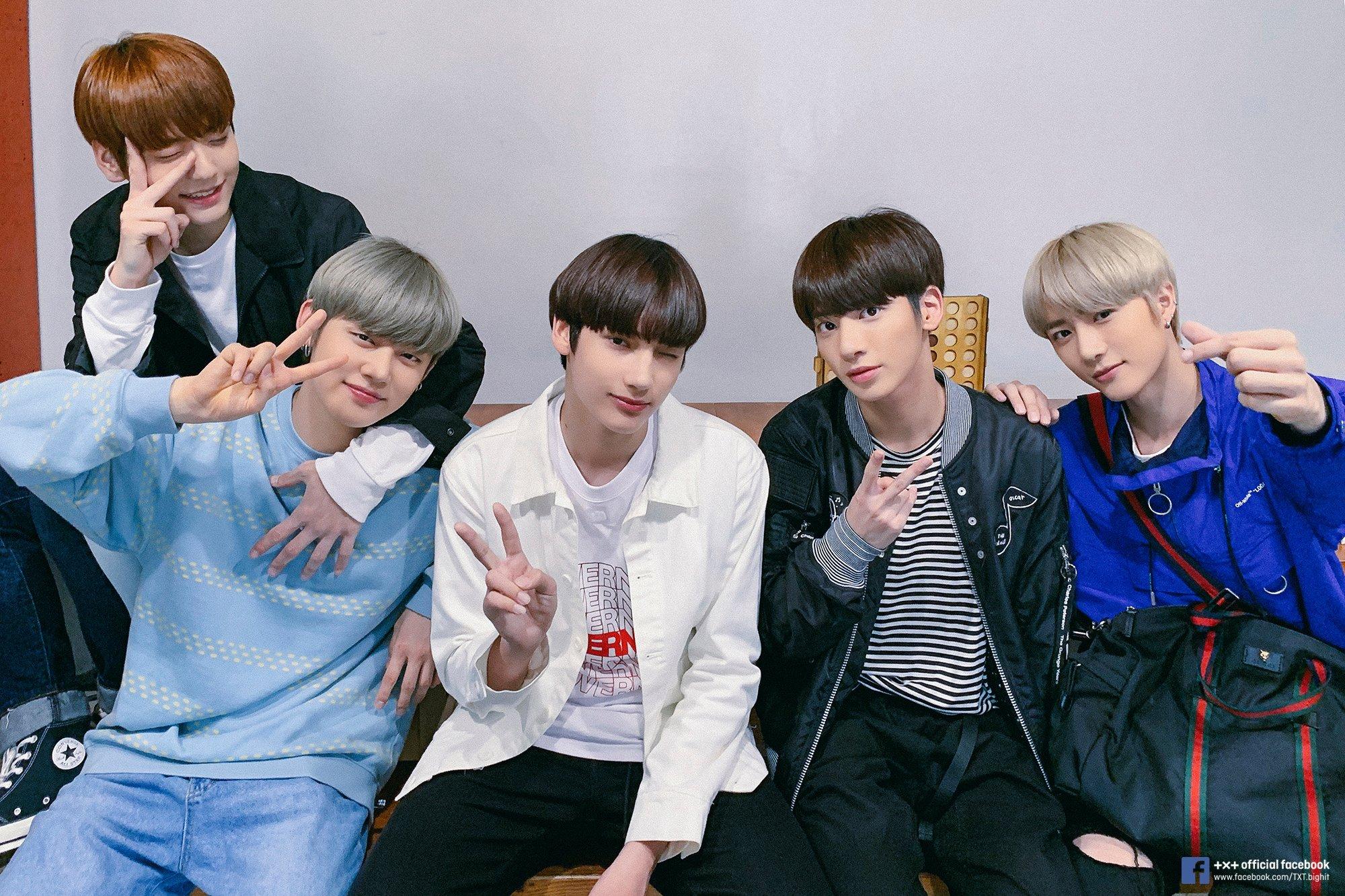 TXT-Korean-boyband