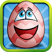 Bouncy Eggs - Easter Games