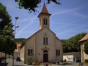 photo de église du Sacré Coeur