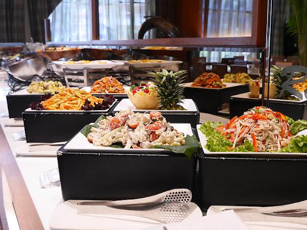 雨林餐廳 美麗信花園酒店