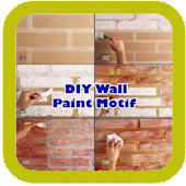 DIY Wall Paint Motif
