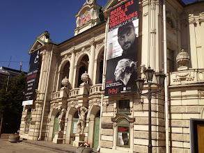 Photo: Riikan joku oopperatalo.