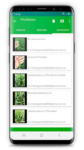 SIMA Monitoreo de Cultivos android2mod screenshots 4