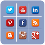 All In One - Social Networks Icon