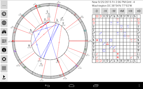 Astrological Charts Pro [PAID] [Free Purchase] 9