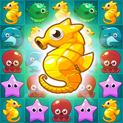 Ocean Match Puzzle (game)