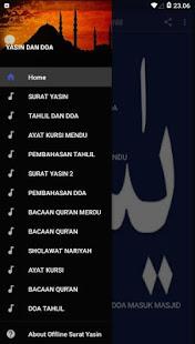Offline Bacaan Surat Yasin Merdu Mp3 - náhled