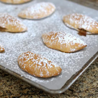 Simple Apple and Biscuit Turnovers