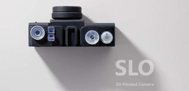 Студент создал полностью напечатанный на 3D-принтере фотоаппарат