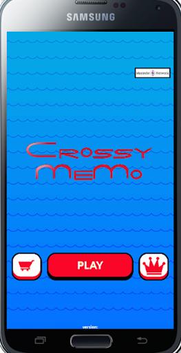 Crossy MeMo