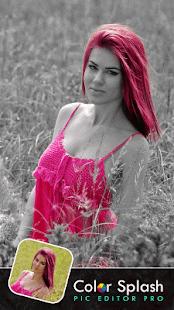 Barva Kaluž Obrázek Editor Pro - náhled