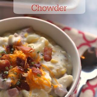 Potato and Ham Chowder