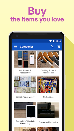 eBay: Shop Deals - Home, Fashion & Electronics app (apk) free download for Android/PC/Windows screenshot