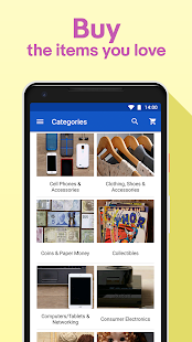 eBay - Buy, Sell & Save Money with Discount Deals- screenshot thumbnail