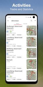 bergfex Tours & GPS Tracking Running Hiking Bike 5