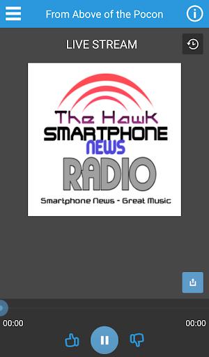 WHKK The Hawk Smartphone Radio