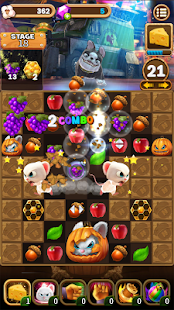 Nut job : Puzzle king - náhled