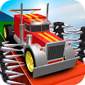 Impossible Tracks on Extreme Trucks APK