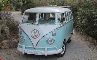 Volkswagen Combi T1 Rent Islas Baleares (Balearic Islands)