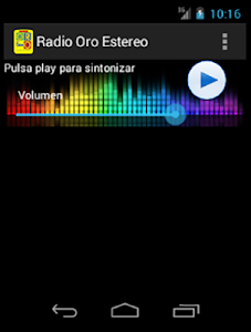 Radio Oro Estereo screenshot 0