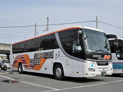 南海バス「サザンクロス」 長野線 ・112
