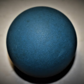 Bounce by Matthew Robert - Artistic Objects Toys ( ball, blue, sports, bounce, racketball, toy )