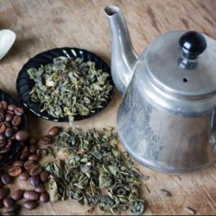 Atelier découverte et dégustation de thés de feuilles de café et pulpes séchées de café à Paris - Rituel café