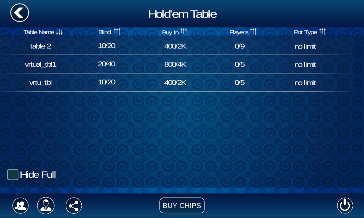 Prime Poker- screenshot