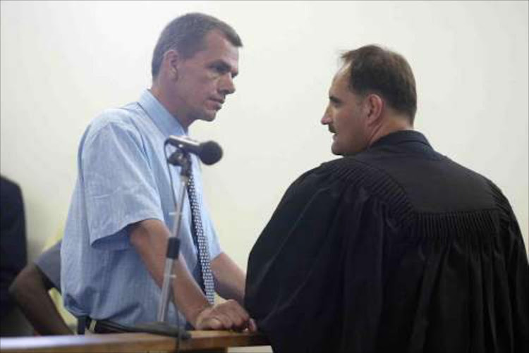 FILE IMAGE: Mark Scott-Crosley in court.
