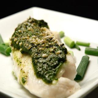 Pesto Tilapia Recipe
