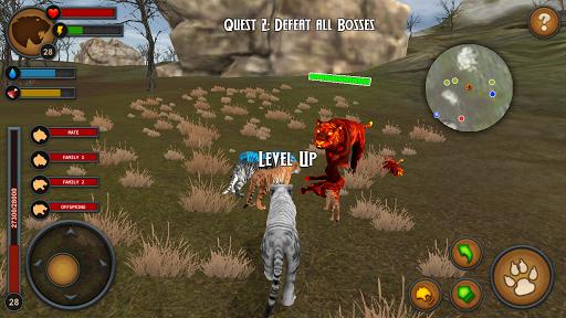 玩免費角色扮演APP|下載Tigers of the Forest app不用錢|硬是要APP