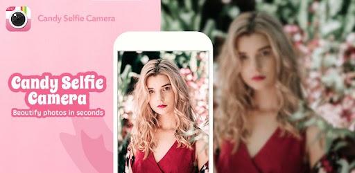 Candy Selfie Camera - Kawaii Photo,Beauty Plus Cam 3 3 6 apk
