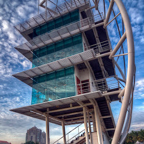 Pullman by Sham ClickAddict - Buildings & Architecture Architectural Detail