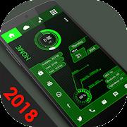 Revolutionary Launcher 2018 - hi-tech Launcher