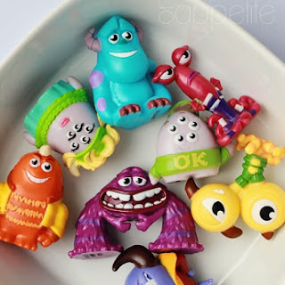 Monsters University Cereal Treats