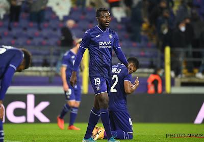 """Anderlecht ne perdra pas patience avec un de ses gros transferts : """"Il brillera tôt ou tard"""""""