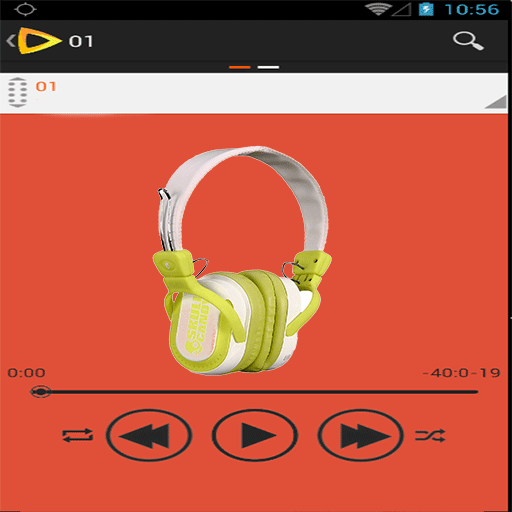 Lite Audio Player