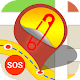 SafetiPin Track:GPS Tracker