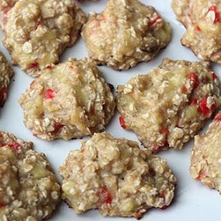 Two Step Oatmeal Breakfast Cookies