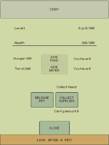 u2622 The Wanderer : Text-based Adventure Survival apkdebit screenshots 15