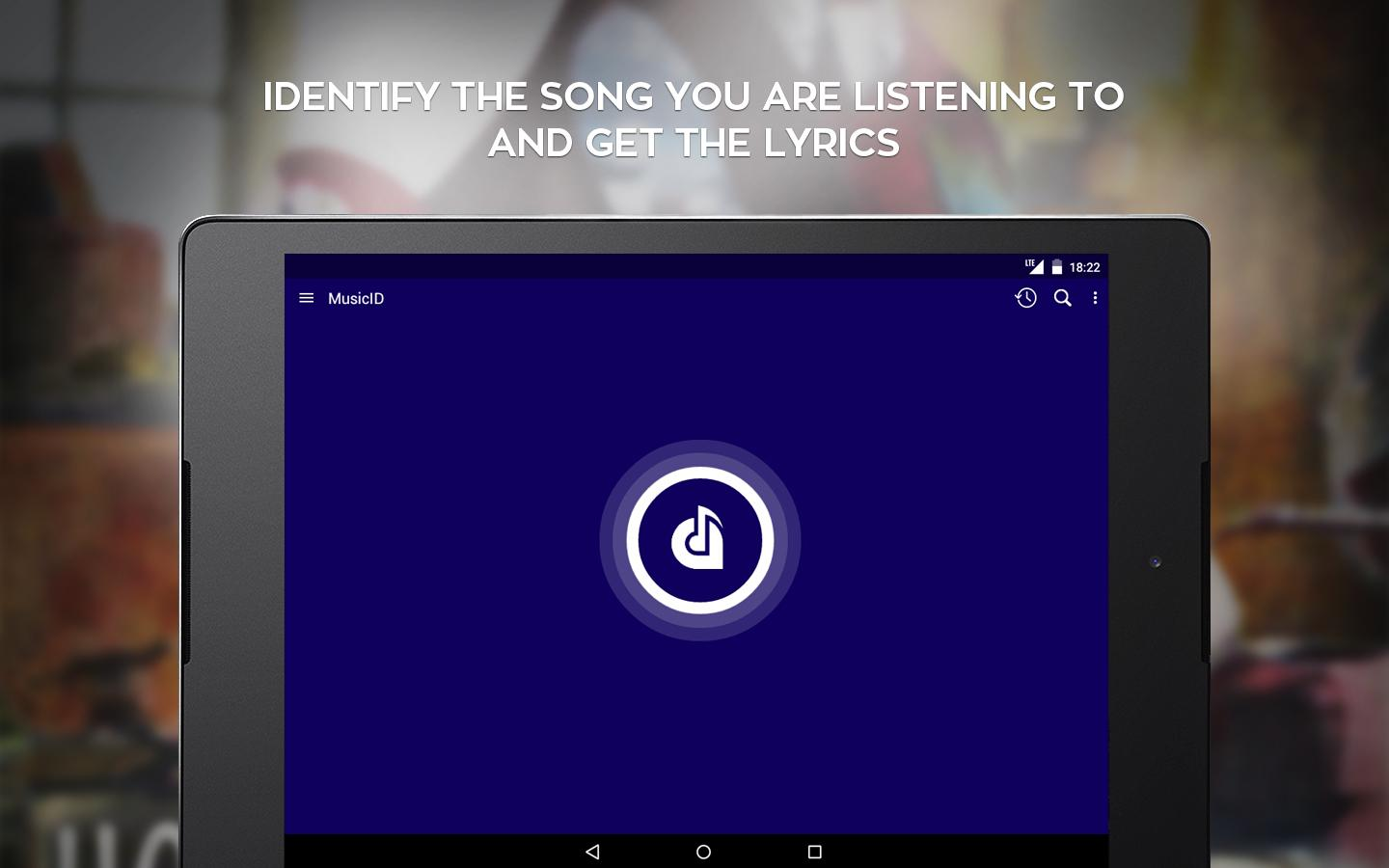 Lyrics Mania - Music Player- screenshot