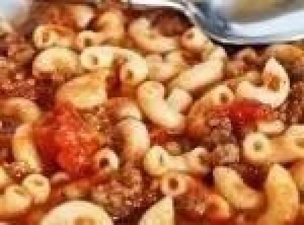 Gram's Chili Con Carne My Way! Recipe