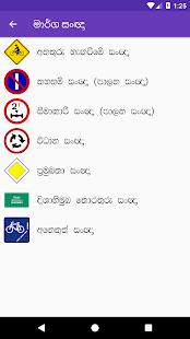 Sri Lanka Driving Exam - náhled