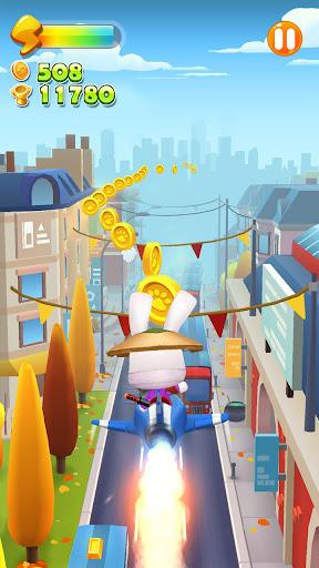 Run Talking Ninja Run! 1.9.1 screenshots 5
