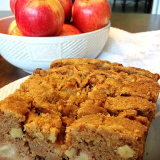 Walnut Apple Bread
