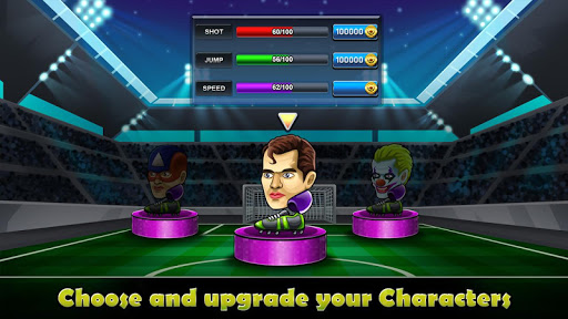 Head Soccer World Champion 1.0 screenshots 7