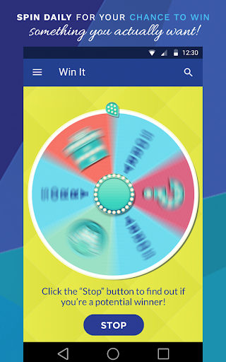 Win It - Spin Daily to Win