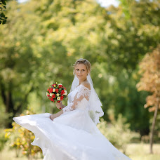 Wedding photographer Natalya Kononenko (DNKs). Photo of 20.10.2017